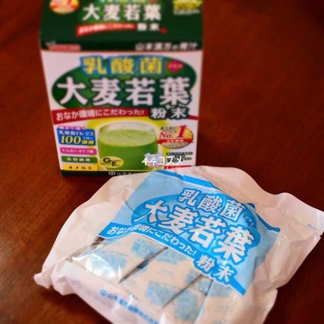 乳酸菌 大麦若葉粉末
